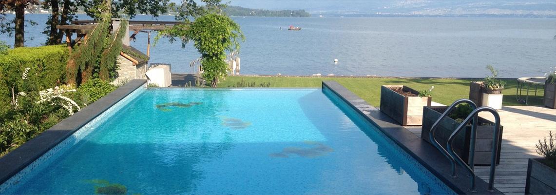 Piscine sur mesure thonon pisciniste douvaine for Entretien de piscine